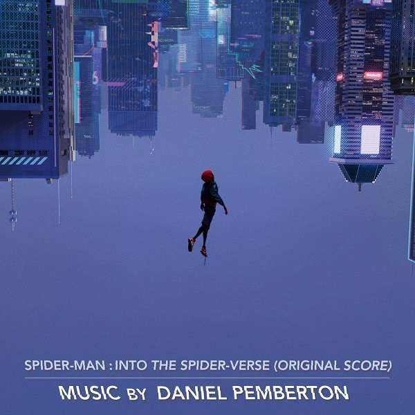 OST - CD Spider-Man: Into the Spider-Verse