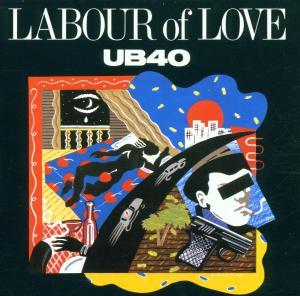 CD LABOUR OF LOVE I.
