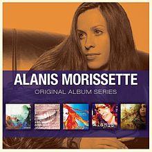 Alanis Morissette - CD ORIGINAL ALBUM SERIES