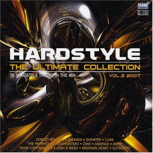 CD V/A - HARDSTYLE COLLECTION V.2