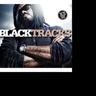 CD V/A - BLACK TRACKS