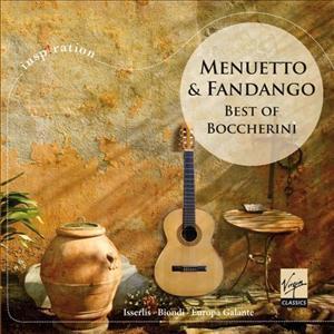 CD VARIOUS ARTISTS - MENUETTO & FANDANGO: BEST OF BOCCHERINI