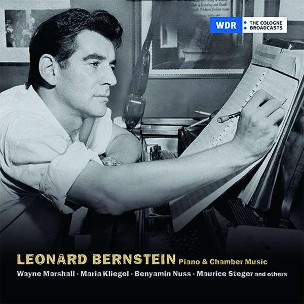 CD BERNSTEIN, L. - PIANO & CHAMBER MUSIC