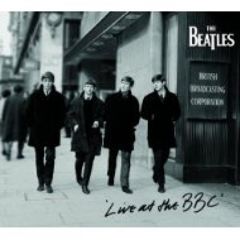 The Beatles - CD LIVE AT BBC