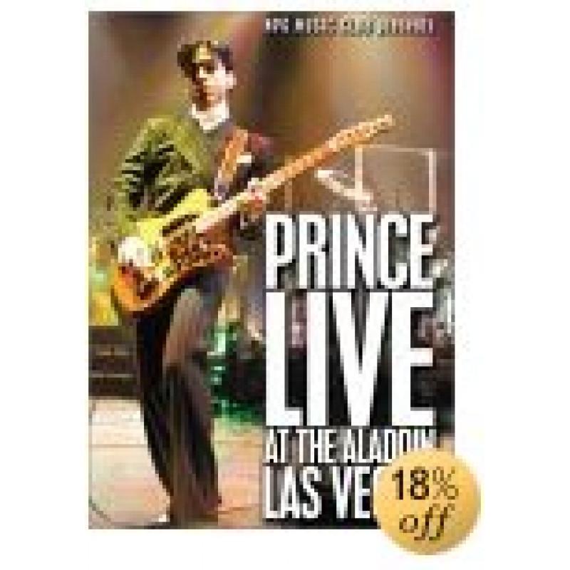 Prince - DVD LIVE AT THE ALADDIN...