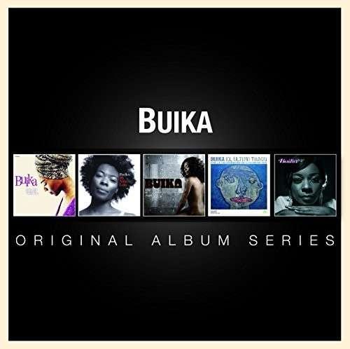 CD BUIKA - ORIGINAL ALBUM SERIES