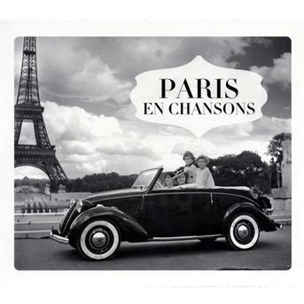 CD V/A - PARIS EN CHANSONS
