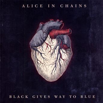 Alice In Chains - CD BLACK GIVES WAY TO BLU
