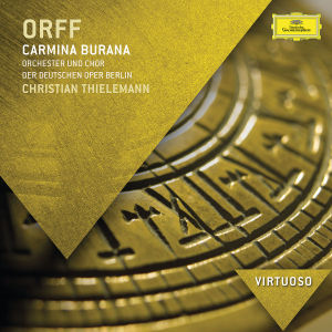 CD THIELEMANN/ODOB - CARMINA BURANA