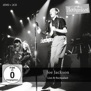 DVD JACKSON, JOE - ROCKPALAST