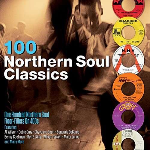 CD V/A - 100 NORTHERN SOUL CLASSICS