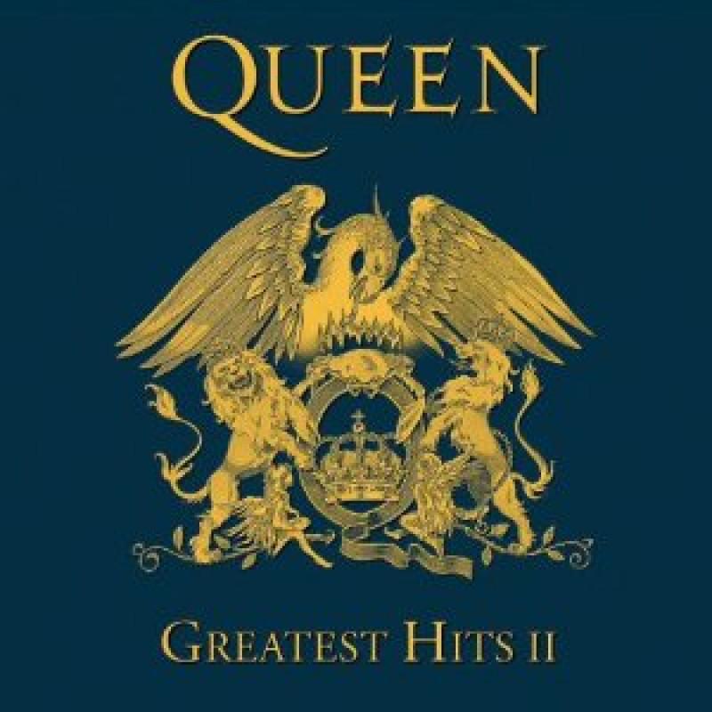 Queen - CD GREATEST HITS II.