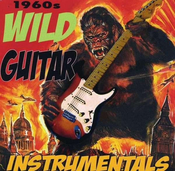 CD V/A - WILD GUITAR INSTRUMENTALS