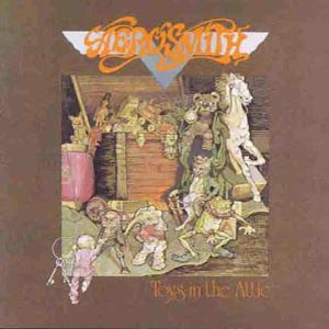 Aerosmith - CD Toys In the Attic