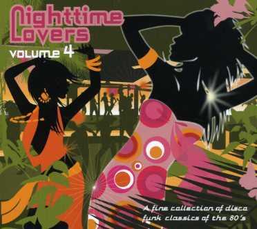 CD V/A - NIGHTTIME LOVERS 4 -DIGI-