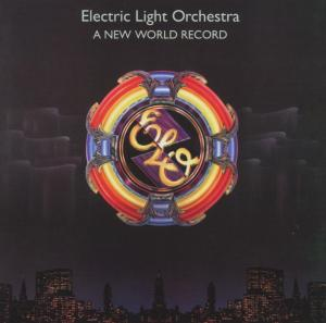 The Electric Light Orches - CD A NEW WORLD RECORD