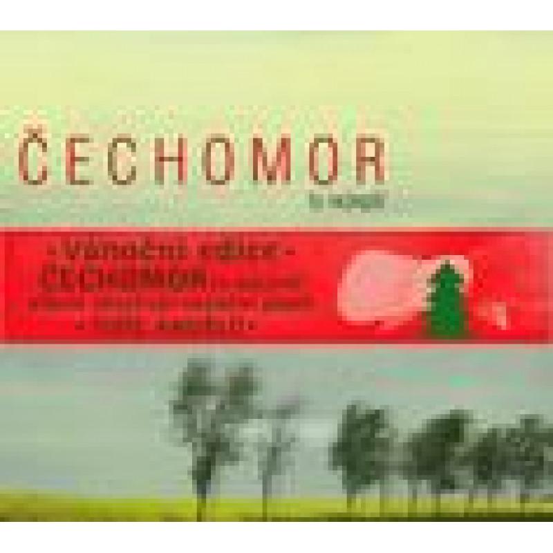 CD CECHOMOR - TO NEJLEPŠÍ - VÁNOČNÍ EDICE