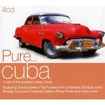 CD V/A - Pure...Cuba