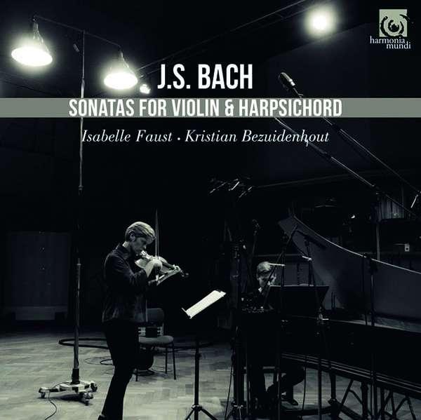 CD BACH, J.S. - SONATAS FOR VIOLIN & HARPSICHORD