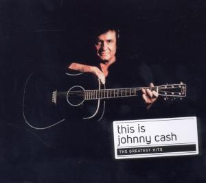 CD Cash, Johnny - This is (the Man In Black)