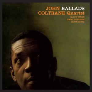CD COLTRANE, JOHN - BALLADS
