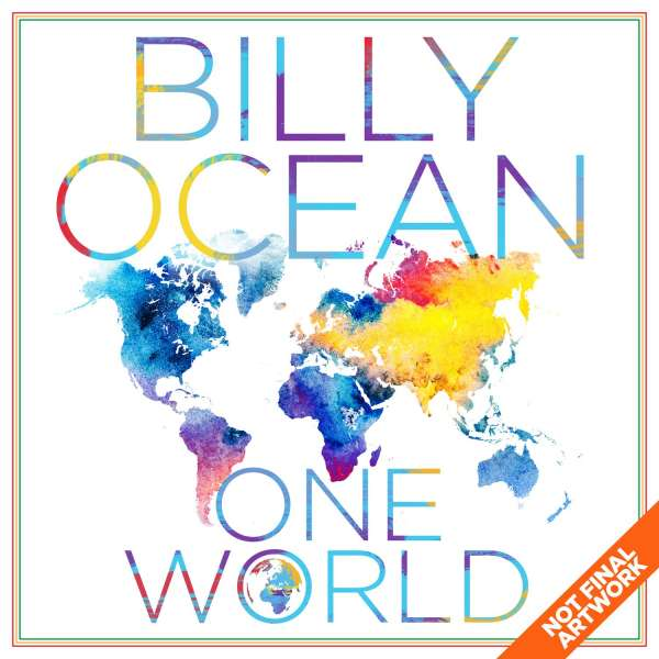 CD OCEAN, BILLY - One World