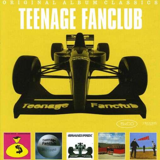 CD TEENAGE FANCLUB - Original Album Classics