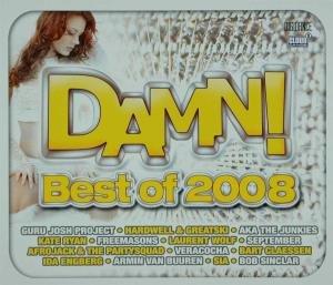 CD V/A - DAMN! BEST OF 2008