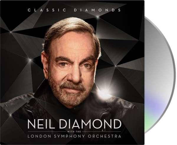 CD DIAMOND NEIL - CLASSIC DIAMONDS WITH THE LONDON SYMPHONY ORCHESTRA