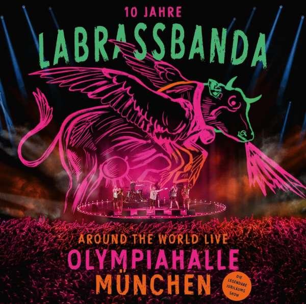 CD LABRASSBANDA - Around the World (Live)
