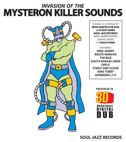 CD V/A - INVASION OF THE MYSTERON KILLER SOUNDS