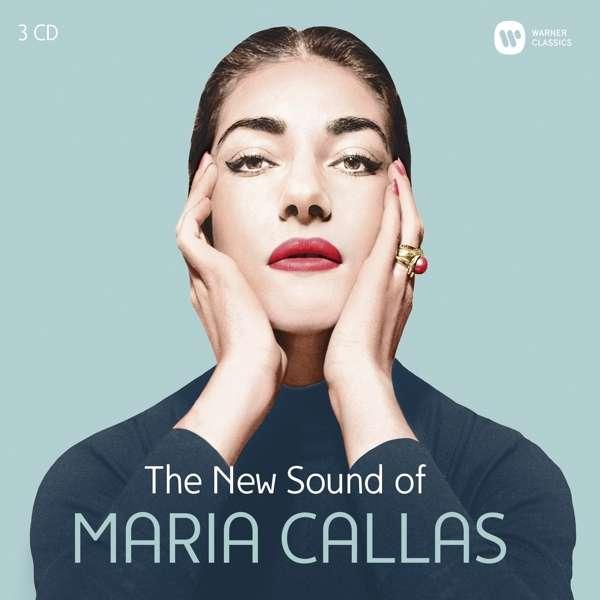 CD CALLAS, MARIA - THE NEW SOUND OF MARIA CALLAS