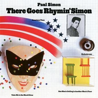 CD SIMON, PAUL - There Goes Rhymin' Simon
