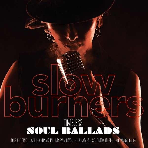 Vinyl V/A - SLOW BURNERS