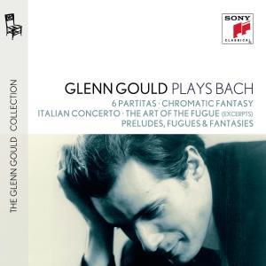 CD GOULD, GLENN - Glenn Gould plays Bach: 6 Part