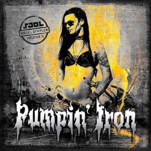 CD V/A - PUMPIN' IRON 2