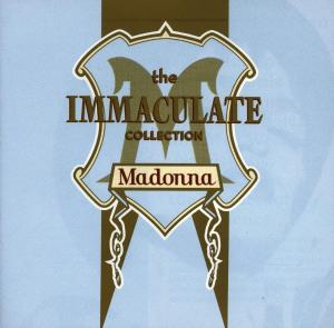 Madonna - CD IMMACULATE COLLECTION,THE