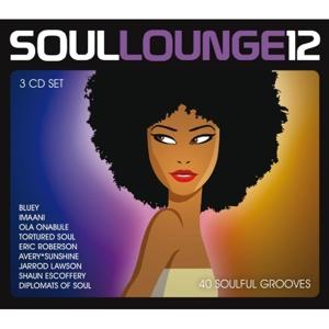 CD V/A - SOUL LOUNGE 12