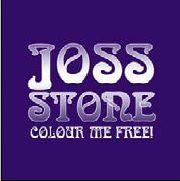 CD STONE JOSS - COLOUR ME FREE