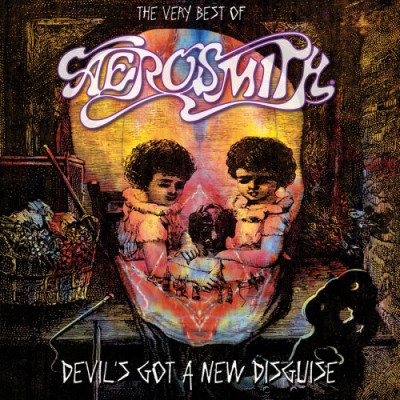 Aerosmith - CD Very Best of