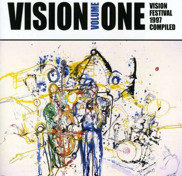CD V/A - VISION ONE