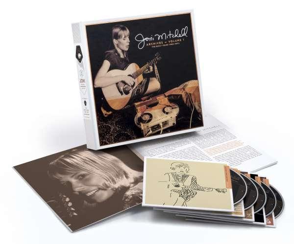 CD MITCHELL, JONI - JONI MITCHELL ARCHIVES – VOL. 1: THE EARLY YEARS (1963-1967)