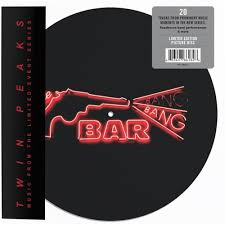 OST - Vinyl RSD - TWIN PEAKS (MUSIC FROM THE LIMITED EVENT SERIES - SOUNDTRACK)