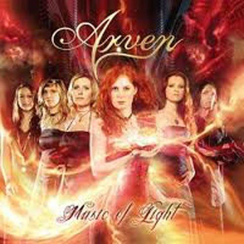 CD ARVEN - MUSIC OF LIGHT