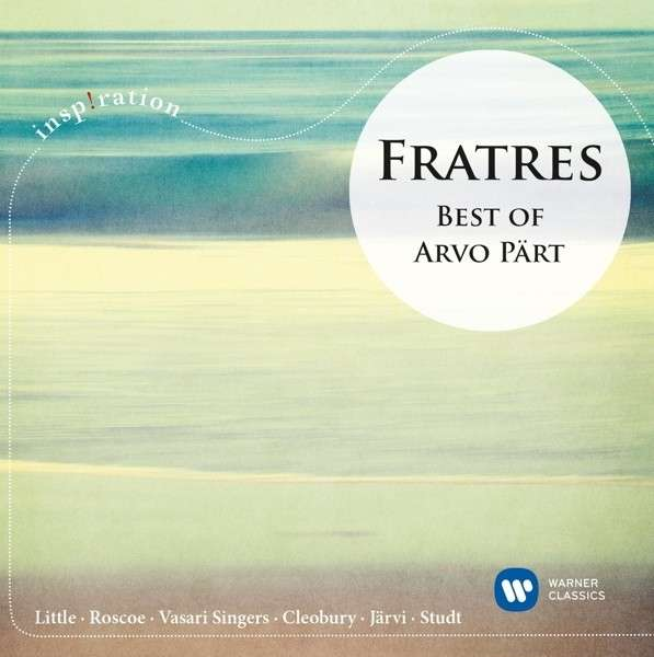 CD VARIOUS ARTISTS - FRATRES: BEST OF ARVO PART