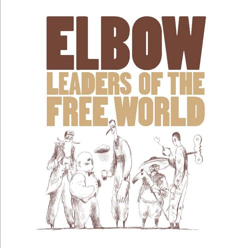 Elbow - CD LEADERS OF THE FREE WORLD