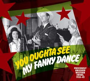 CD V/A - YOU OUGHTA SEE MY FANNY DANCE