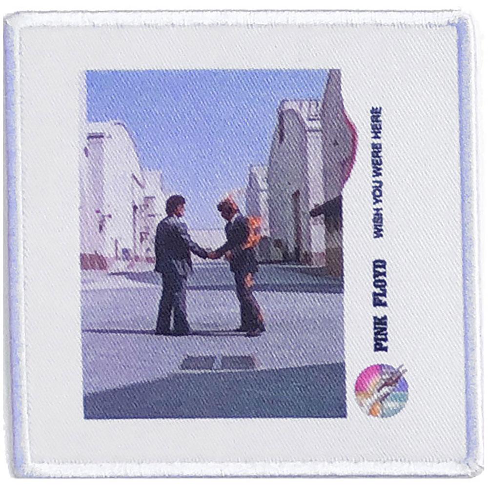 Pink Floyd - Nažehlovačka Wish You Were Here Vinyl