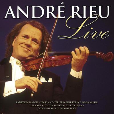 CD RIEU, ANDRE - LIVE