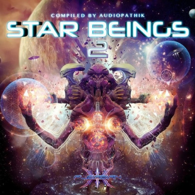 CD V/A - STAR BEINGS 2
